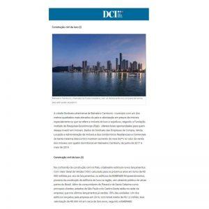 Rotas Comunicação - DCI