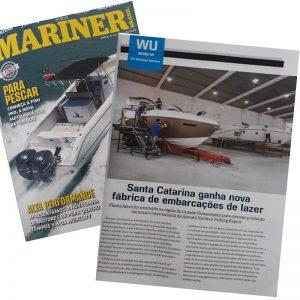 Rotas Comunicação - Revista Mariner
