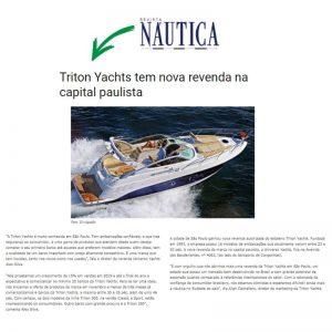 Rotas Comunicação - Revista Náutica