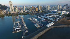Rotas Comunicação - Economia – Retomada do mercado náutico movimenta litoral de SC nesta temporada de verão