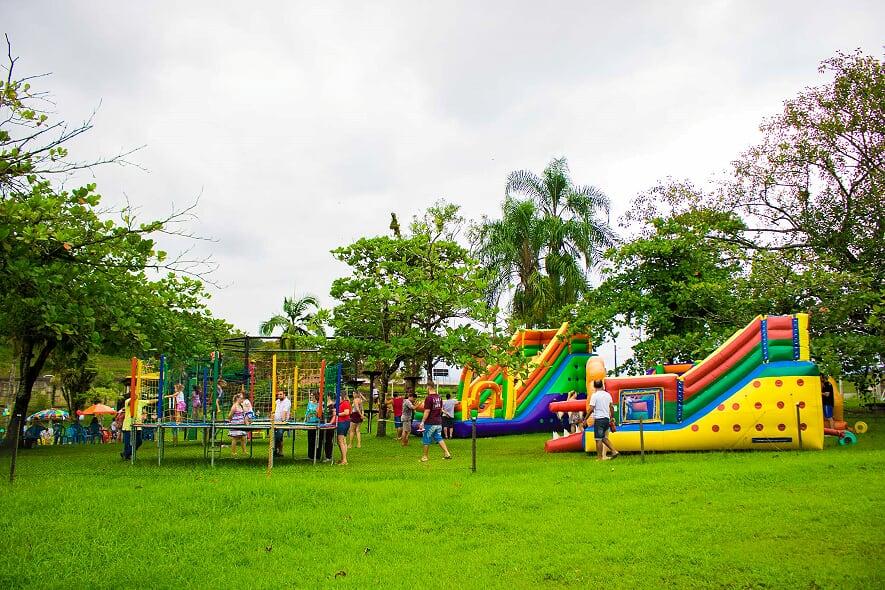 Rotas Comunicação - Lazer – Parque de Joinville completa cinco anos neste sábado