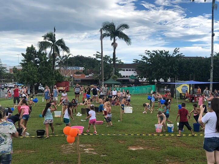 Rotas Comunicação - Lazer – Joinville terá atração de Carnaval para as crianças