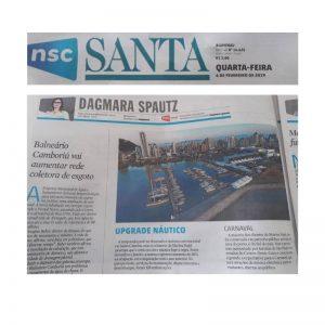 Rotas Comunicação - Jornal Santa