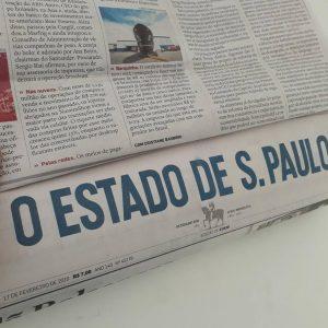 Rotas Comunicação - Jornal Estado de São Paulo