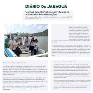 Rotas Comunicação - Jornal Diário da Jaraguá