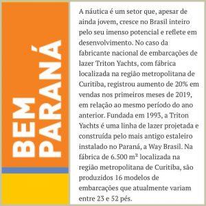 Rotas Comunicação - Bem Paraná