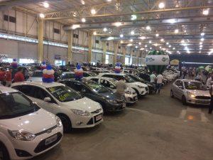 Rotas Comunicação - Evento – Feirão de semininovos tem carros a partir de R$ 25 mil em Joinville