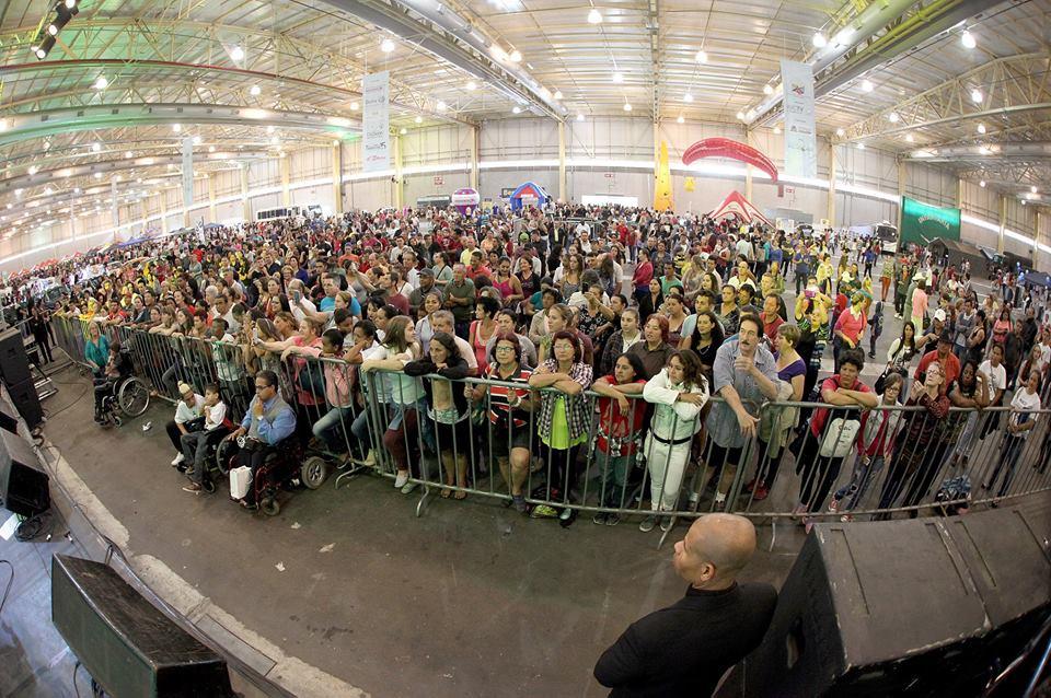 Rotas Comunicação - Lazer – Festa em comemoração ao dia do trabalhador é atração em Joinville