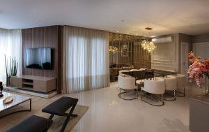Rotas Comunicação - Design– Apartamento de praia tem decoração inspirada no estilo art déco