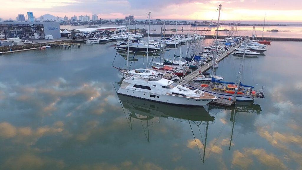 Rotas Comunicação - Náutica – Marina Itajaí integra a federação náutica catarinense