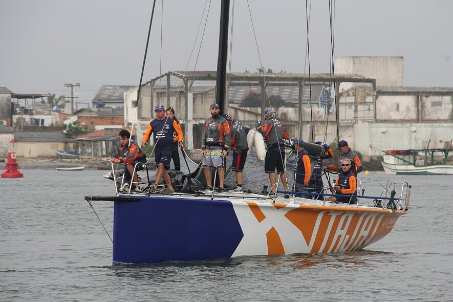 Rotas Comunicação - Evento – 32 equipes disputaram a Regata Marina Itajaí Marejada 2019