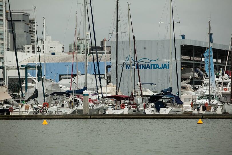 Rotas Comunicação - Evento – Itajaí recebe 2ª edição da competição de vela oceânica Regata Marina Itajaí Marejada