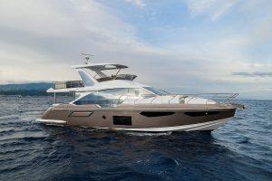 Rotas Comunicação - Náutica – Azimut Yachts confirma o lançamento de versão de iate de luxo de 62 pés