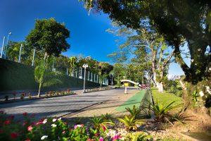 Rotas Comunicação - Esporte – Circuito funcional incentiva pais a praticarem exercícios em Joinville