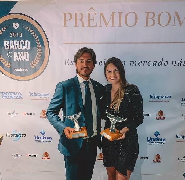 Rotas Comunicação - Evento – Iates Azimut são eleitos os melhores fabricados no Brasil