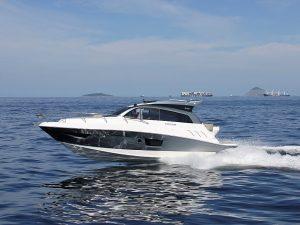 Rotas Comunicação - Náutica – Fabricante de lanchas Triton Yachts divulga balanço positivo no primeiro semestre