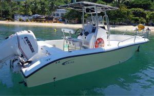 Rotas Comunicação - Náutica – Barco da Fishing Raptor será exposto em feiras náutica e de pesca esportiva em agosto