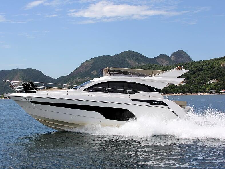 Rotas Comunicação - Náutica – Loja da marca Triton Yachts é aberta em Santa Catarina