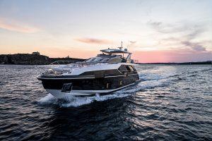 Rotas Comunicação - Náutica – Azimut leva 15 iates para o Fort Lauderdale Boat Show