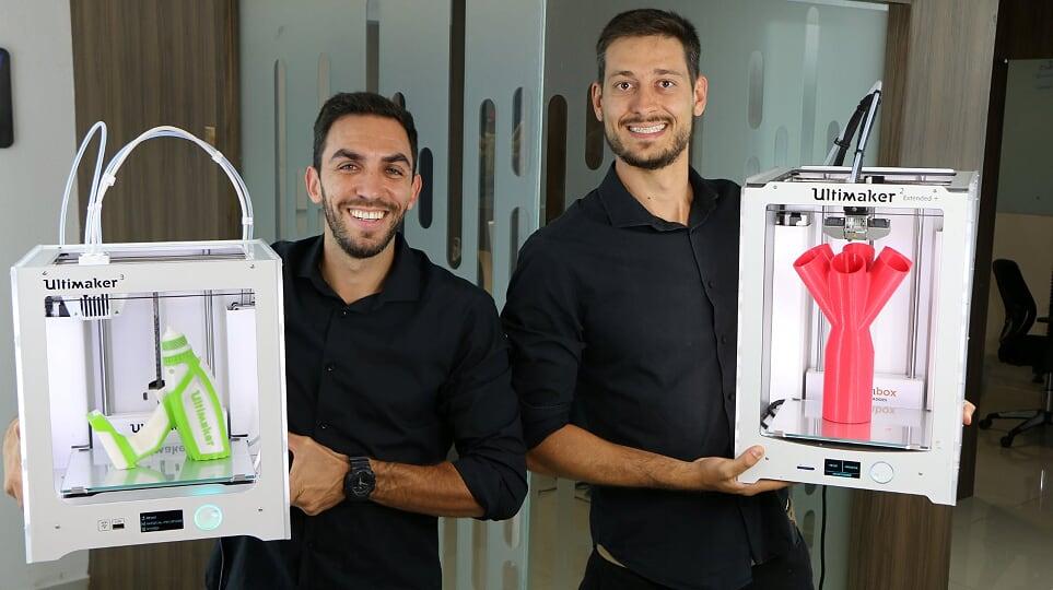 Rotas Comunicação - TECNOLOGIA– Empresa de tecnologia tem alto desempenho em vendas de impressoras 3D