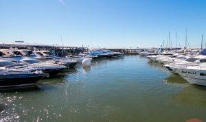 Rotas Comunicação - EVENTOS – Feira de barcos seminovos acontece neste e no próximo fim de semana em Itajaí