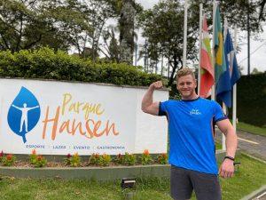 Rotas Comunicação - Geral – Joinvilense vai disputar campeonato de fisiculturismo no Paraná