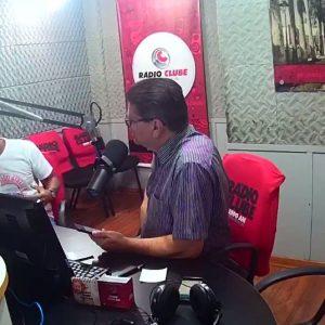 Rotas Comunicação - Rádio Clube Joinville 159 AM