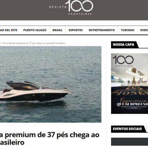 Rotas Comunicação - Revista 100 Fronteiras