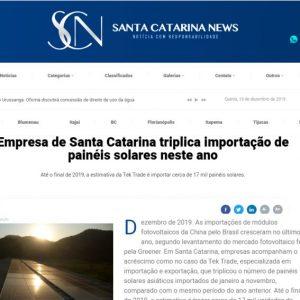 Rotas Comunicação - Santa Catarina News