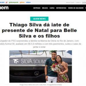 Rotas Comunicação - Quem / Globo.com