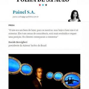 Rotas Comunicação - Folha de S. Paulo