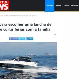 Rotas Comunicação - Revista News