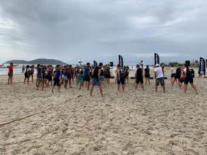 Rotas Comunicação - BEM-ESTAR – Treinão na Praia rola neste domingo, em São Chico