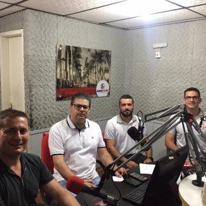 Rotas Comunicação - Rádio Clube Joinville