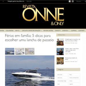 Rotas Comunicação - Onne & Only