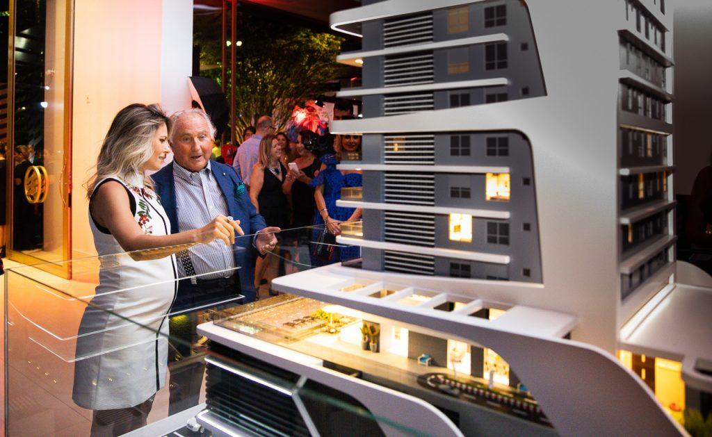 Rotas Comunicação - LUXO – Lançamento oficial do primeiro projeto imobiliário da marca Tonino Lamborghini no Brasil