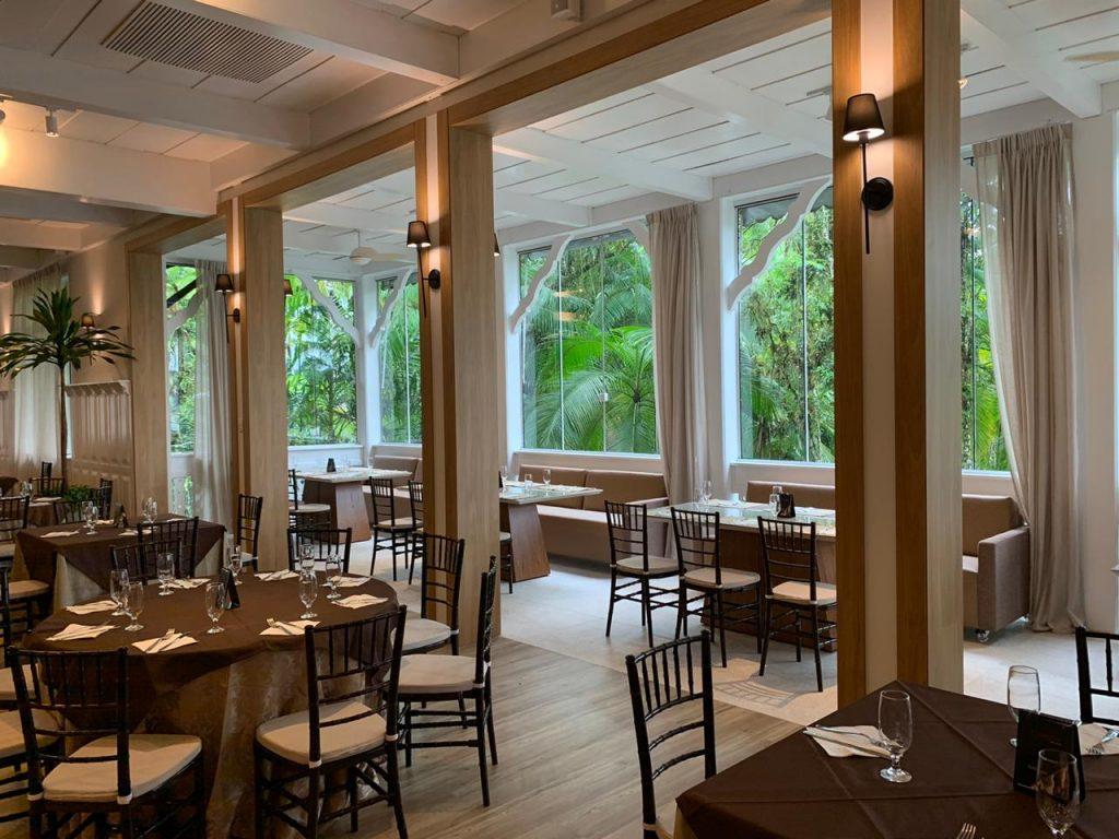 Rotas Comunicação - GASTRONOMIA – Sob nova administração, restaurante do Parque Hansen é revitalizado