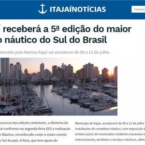 Rotas Comunicação - Itajaí Notícias