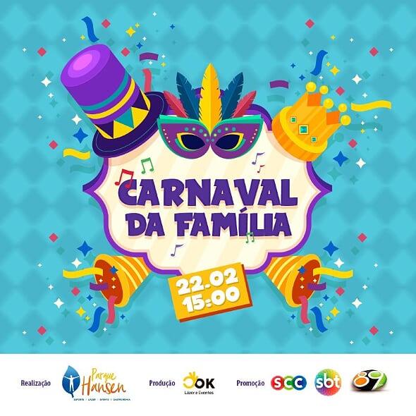 Rotas Comunicação - AGENDA – Carnaval da família é atração para o feriadão em Joinville