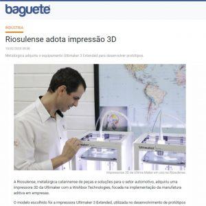 Rotas Comunicação - Baguete