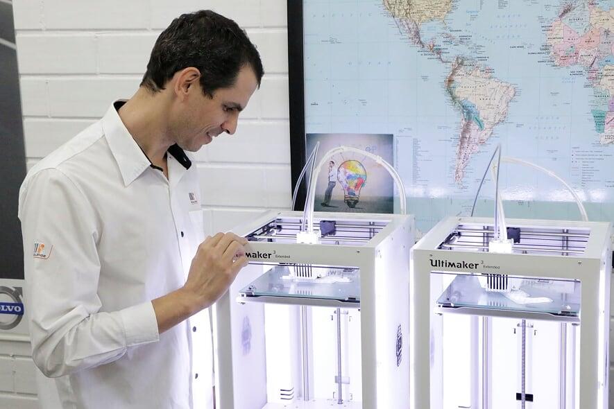 Rotas Comunicação - EMPRESAS – Metalúrgica de Santa Catarina diminui custos de ferramentaria com a impressão 3D