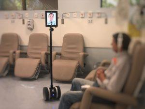 Rotas Comunicação - TECNOLOGIA – Como os robôs de telepresença podem ajudar no combate e prevenção ao Coronavírus