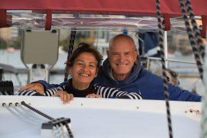 """Rotas Comunicação - NÁUTICA – Conheça a história do casal que fez a sua própria """"casa sobre as águas"""""""