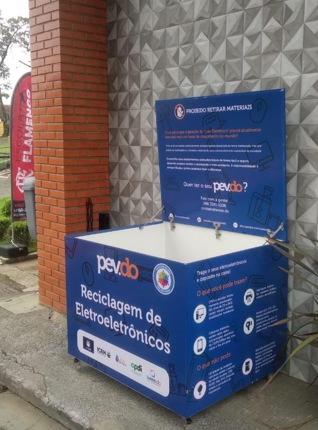 Rotas Comunicação - SUSTENTABILIDADE – Campanha de coleta de lixo eletrônico é realizada até setembro em Joinville