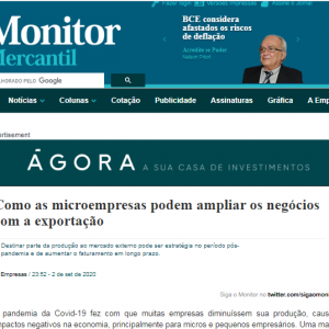 Rotas Comunicação - MONITOR MERCANTIL