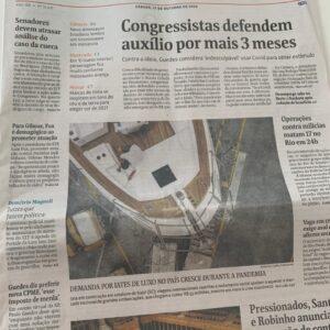 Rotas Comunicação - FOLHA DE SÃO PAULO