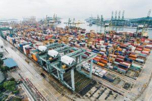 Rotas Comunicação - NEGÓCIOS – China é o principal destino dos negócios de importação e exportação de Santa Catarina