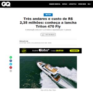 Rotas Comunicação - GQ – Globo