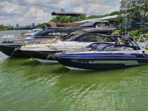 Rotas Comunicação - NEGÓCIOS – Triton Yachts registra crescimento de 30% no valor de vendas durante o São Paulo Boat Show 2020
