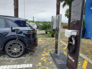 Rotas Comunicação - VEÍCULOS – Itajaí ganha pontos de abastecimento de carros elétricos